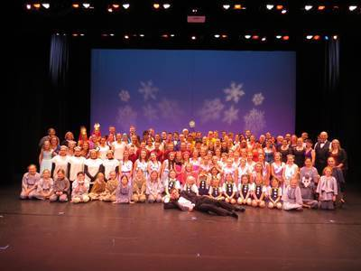 The Store gas station giving back to community at Nutcracker