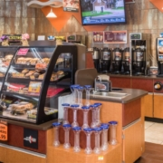 The Store Gas Station Coffee Bar