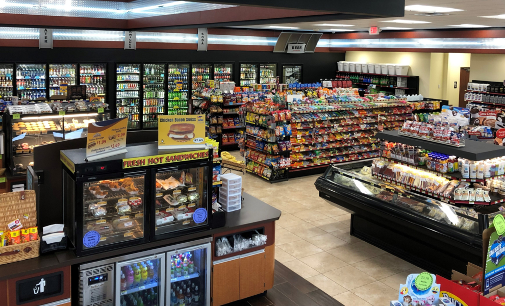 The Store Convenience Store Healthy Snacks