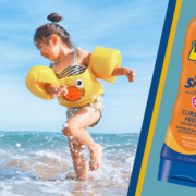 Banana Boat 50 SPF Sunscreen Summer Skin Safety