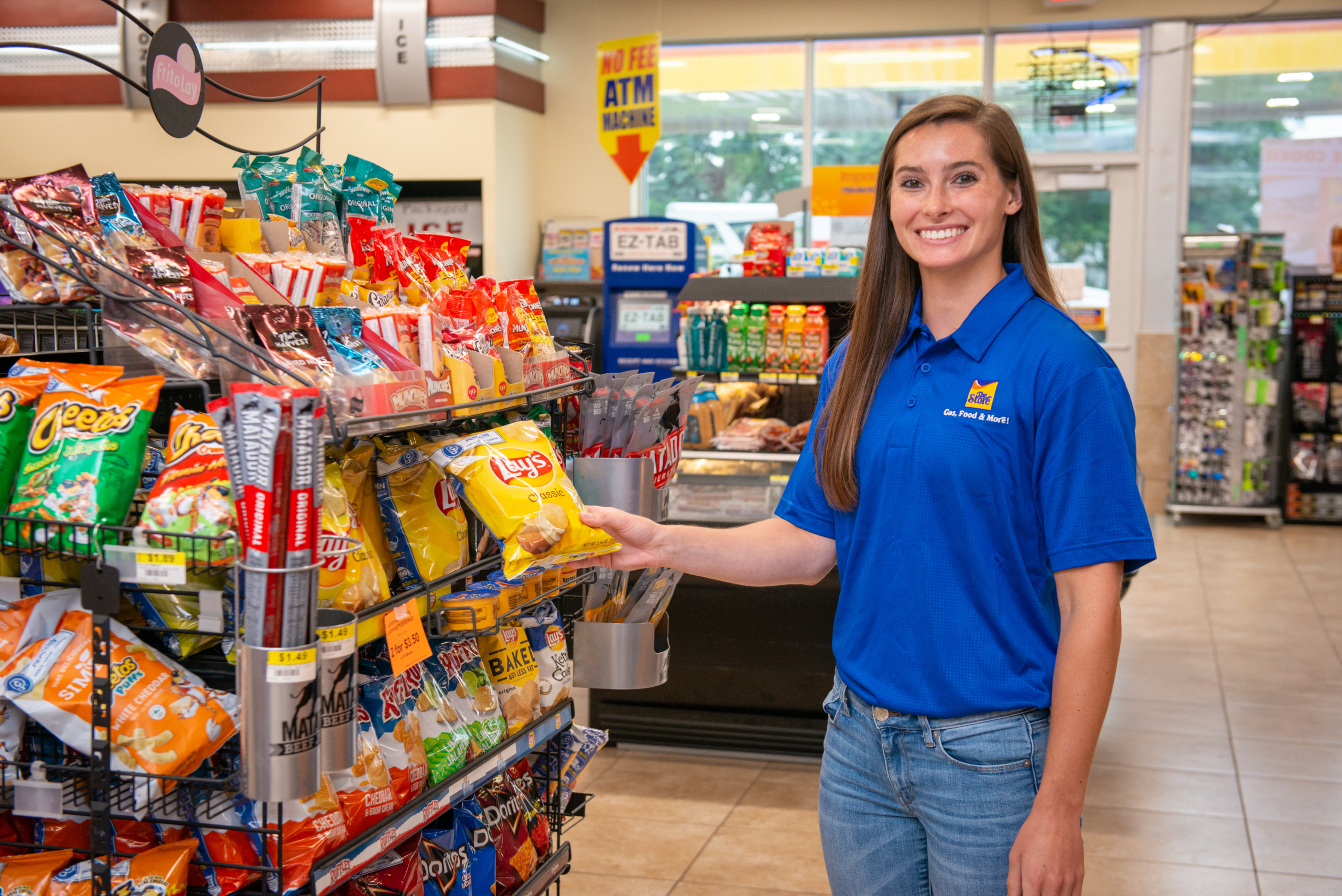The Store Career Opportunities and Benefits